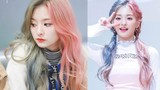 Trào lưu tóc nhuộm đối xứng hai màu của sao Hàn gây sốt giới trẻ