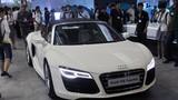Xế mới đua lộ diện trong triển lãm xe lớn nhất VN