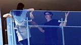 Angelina Jolie và Brad Pitt cãi nhau trong khách sạn