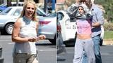 Britney Spears - ngôi sao lôi thôi nhất Hollywood