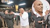 Chân Tử Đan làm gãy tay Mike Tyson