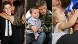Những hình ảnh đáng ghen tị của gia đình Beck - Vic