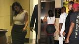 Vòng ba khủng của Kim Kardashian bị nghi hàng giả