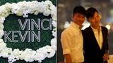 Đám cưới đồng tính đầu tiên của làng giải trí Hong Kong