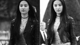 Lưu Diệc Phi mắc lỗi trang phục tại sự kiện thời trang