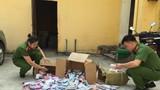 Thương nhân TQ giấu 400 dùi cui điện tại cửa khẩu Tân Thanh