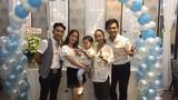 Khánh Thi - Phan Hiển tổ chức tiệc sinh nhật 2 tuổi cho con trai