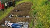 Phụ nữ ly hôn chui xuống huyệt mộ để đoạn tình cũ