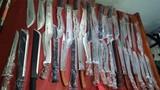9x buôn bán vũ khí online ở Nam Định sa lưới