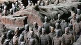 Vũ khí hủy diệt khủng khiếp trong mộ Tần Thủy Hoàng