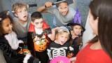 Những con số ấn tượng về Halloween