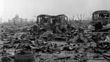 Hiroshima - Nagasaki hoang lạnh sau ngày bị ném bom nguyên tử