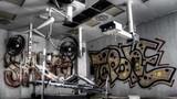 Nỗi ám ảnh bên trong bệnh viện bỏ hoang ở Italy