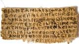 Tài liệu cổ xưa hé lộ chúa Jesus đã kết hôn