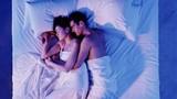 """Giải mã """"chuyện yêu"""" qua tư thế ngủ của các cặp đôi"""