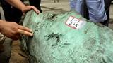 TQ: Phát hiện khối đá ngọc lam khổng lồ trị giá 33 tỷ