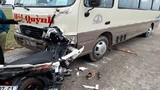 Gặp tai nạn trên đường đi đón dâu, nam thanh niên tử vong