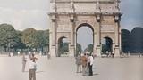 Đẹp ngỡ ngàng thủ đô Paris đầu những năm 1970