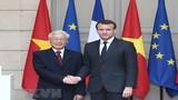 Tuyên bố chung về tăng cường quan hệ đối tác chiến lược Việt Nam-Pháp