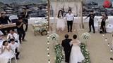 Video: Trường Giang và Nhã Phương tổ chức lễ đính hôn kín đáo bên bờ biển
