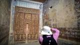 Cảnh tượng kinh ngạc trong lăng mộ Ai Cập lần đầu đón khách