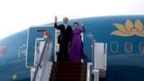 Những chuyến công du quan trọng của Chủ tịch nước Trần Đại Quang