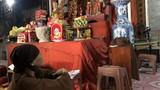 Hậu điện hoang tàn của ngôi chùa có cây sưa 100 tỷ ở Hà Nội