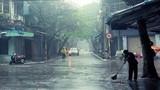 """Không khí lạnh tăng cường """"đánh tụt"""" nhiệt độ Hà Nội, Bắc Bộ"""