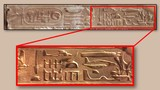 Khó giải ký tự lạ lùng bí ẩn trong mộ cổ Ai Cập