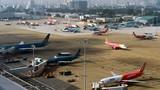 Flycam bay sát sân bay Tân Sơn Nhất, uy hiếp nghiêm trọng an toàn bay