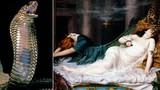 Giải mã cực sốc loài rắn độc cắn chết Nữ hoàng Cleopatra