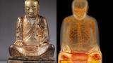 Kinh ngạc tượng Phật 1.000 năm tuổi chứa xác ướp thiền sư