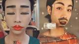 Make up 'sương sương' rong chơi tháng cô hồn, Hải Triều làm fans chạy mất dép