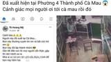 Bịa tin 'người mặt đen' bắt cóc trẻ em ở Cà Mau đăng facebook, thiếu nữ bị triệu tập