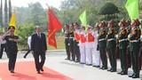 Thủ tướng thăm, chúc Tết, kiểm tra công tác sẵn sàng chiến đấu tại Trường Sĩ quan Lục quân 2