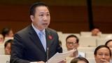 ĐBQH Lưu Bình Nhưỡng đóng góp ý kiến vào hoạt động lập pháp