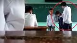 Thầy giáo sinh năm 1997 liên tục chửi tục, đấm đá học sinh