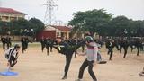 Bộ Tư lệnh CSCĐ thực binh bảo đảm ANTT bầu cử ĐBQH khóa XV