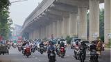 Hà Nội: Người ra đường vẫn đông, hầu hết dùng giấy đi đường cũ