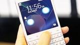 Cận cảnh đập hộp Blackberry Classic phiên bản trắng