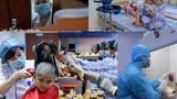 Những hình ảnh cảm động khó quên ở Bệnh viện Huyết học