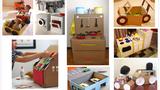 Những món đồ chơi cho bé mẹ có thể tự làm