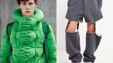 Loạt thời trang dị thường đang cộng đồng mạng phát cuồng
