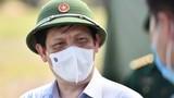 Bộ trưởng Y tế đến Bắc Giang chỉ đạo dập dịch COVID-19