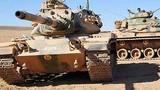 Thổ Nhĩ Kỳ cho quân vượt biên giới tấn công Syria