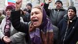 """Báo Tây: """"Thành phố Donetsk, Ukraine nên ly khai, sáp nhập Anh""""?"""