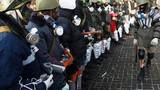 """Hàng nghìn thành viên cực hữu Ukraine dọa """"oanh tạc"""" Quốc hội"""
