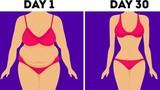Bài tập thon eo cực hiệu quả chỉ cần kiên trì trong 30 ngày