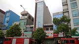 Cháy quán karaoke 7 tầng trên phố Ngô Gia Tự, Hà Nội