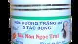 Lý do Kem dưỡng trắng da ngọc trai của mỹ phẩm Thịnh Phát bị thu hồi?